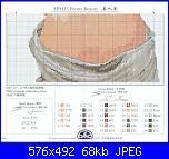 "legenda colori schema DMC ""APH 33 peony beauty dmc ""-peony-beauty-03-jpg"