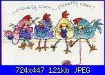 Schema gallinelle che sferruzzano Margaret Sherry-image-jpg