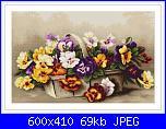 Schema cesto primule e violette-lb503-jpg