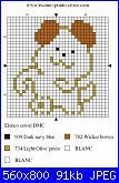 cagnolino stilizzato per segnalibro-punto-croce-cagnolino-003-jpg