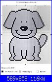cagnolino stilizzato per segnalibro-punto-croce-cane-012-jpg
