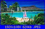quadro stile hawaiano-180108874-repubblica_1_waikikioahuhawaii_-jpg
