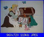 Cenerentola - Disney Cinderella Working Together-cenerentola-jpg