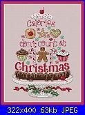"Cerco schema ""Christmas Calories"" di Sue Hillis-101xmascalories-jpg"