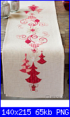 Striscia natalizia Vervaco-035-png