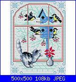 Club Point de Croix - Leisure Arts cerco-club-point-de-croix-2385-par-la-fenetre-jpg