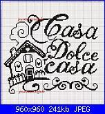 """Cerco schemi """"Casa dolce casa""""-casa-grafico-jpg"""