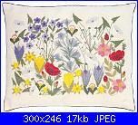 Cerco schema Flowerbed Haandarbejdets Fremme-haa20-6386-jpg