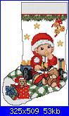 Schema calza di Natale con bimbo EMS-00-ems-babys-first-christmas-stocking-jpg