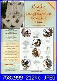 Birds and Inspirational Verses -Afghan-madarak2-jpg