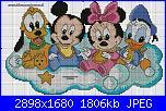 Cerco schema topolino e i suoi amici baby-00-jpg
