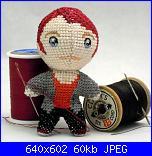 bambole punto croce 3D-b-jpg