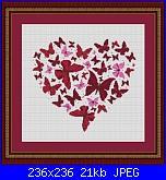 cerco schema del cuore pieno di farfalle-cuore-con-farfalle-jpg