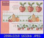 Schema fragole e ciliegie per asciugapiatti-1000-idee-pc-n-15-jpg