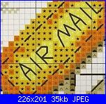 alfabeto piccolo obliquo-air-mail-jpg