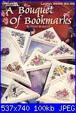 A bouquet of bookmars LEISURE ARTS-bouquet-bookmars-jpg