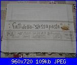 """Asciugapiatti """"Pasta""""-1391743_1576757889229716_5828197092837301751_n-jpg"""