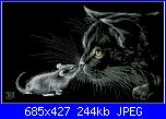 Richiesta schemi gatti neri-free-shipping-top-quality-popular-counted-cross-stitch-kit-cat-mouse-silhouette-font-b-black-jpg