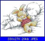 Schema RTO M157 Bimbo con orsetto che dorme-410971fd9c50b700adad4b186a2b498b-jpg