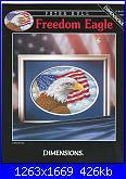 """""""aquilla con bandiera americana""""-dimension-357-freedom-eagle-jpg"""