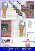 cerco schema bottiglia o bicchiere di birra-churrasco2-jpg