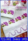 Cerco schema rose viola-toalhas-pc25-jpg