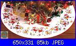 schema rotondo per copribase albero-08555_playful_santa_tree_skirt-jpg