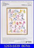 alfabeto x questo asciugapiatti-vermillion-048-wildflower-alphabet-jpg