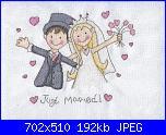sposini - Just Married - Heritage Stitchcraft LVJM784-image-jpeg
