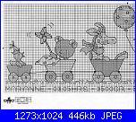 Cerco  schema Permin 12-2421-12-2421-happy-friends-train-011-b-jpg