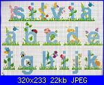 Cerco Alfabeto bambini fiori e insetti-schemi-alfabeti-punto-croce-per-bambini-l-rzytrs-jpg