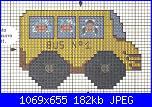 Schema pulmino/autobus/scuolabus-w-la-scuola-jpg