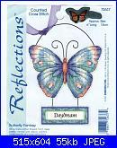 Pansy blossom e Butterfly fantasy Dimensions-333346-63ccf-70557864-ub5c61-jpg
