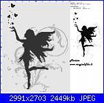 Come rendere leggibile uno schema a bassa risoluzione-schema-punto-croce-fata-nera-100x133-2-colori-jpg