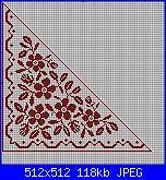 Striscia per tavolo antico-angolo-floreale-jpg