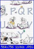 Cerco alfabeto dalmata-12eb84114bc9794ab5d2b534b43ebf69-jpg