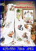 Info Stoney Creek Books - Woodland Babies-bk455-jpg