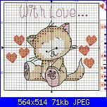 Schemi animali fattoria o gatti alti 30 punti-54a519dc729c1f6066b30905eba6cdbb-jpg