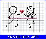cerco coppia stilizzata con cuori-c4706c345437d696557defe1297c642f-jpg