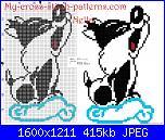 Baby looney tunes nuvole e stelle-1563783873207-jpg