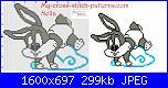 Baby looney tunes nuvole e stelle-1563783811466-jpg