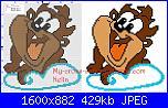 Baby looney tunes nuvole e stelle-1563783726050-jpg