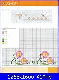 cerco un centrotavola-centrotavola-punto-croce-fiori-rosa-semplici-3-jpg