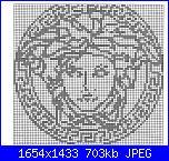 Cerco schema Medusa mitologia greca-medusa-punto-croce-jpg