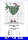 Bird christmas-verde-jpg