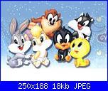 I Looney Tunes per  bimba-wpbltxmas1b-jpg