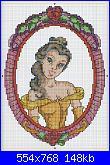 Medaglioni Principesse Disney-la-bella-e-la-bestia-jpg