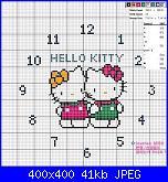 schemi hello kitty orologio-reloj-kitty-jpg