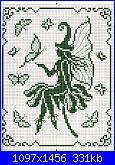 Fate in monocolore per copri libro-fata-verde-jpg