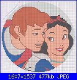 Schemi cartoni animati-biancaneve-e-principe-jpg